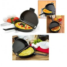 Non Stick Folding Omelette Pan