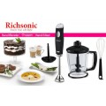 Richsonic 4 in 1 Hand Blender
