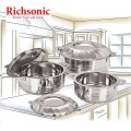Richsonic Stainless Steel Hot Pot set