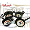 RICH Nonstick Cookware Set