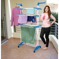 Three Layer Clothing Rack