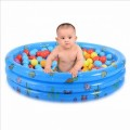 Inflatable 3 Ring Pool