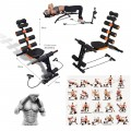 ABS Six Pack Exercise Machine