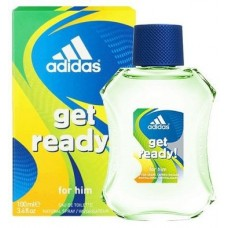 Adidas Get Ready Fragrance