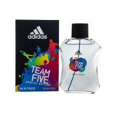 Adidas Team Five Perfume 3.4 Oz (special Edition)