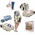 Baby 2 in 1 Bed & Bag