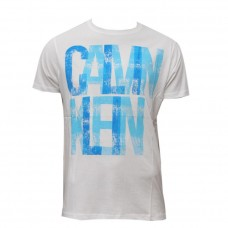 Calvin Klein White T-Shirt for Men