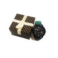 Peril Casual Analogue Watch - Black Dial