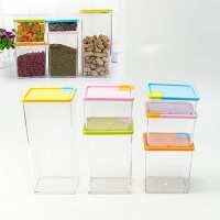 6pcs Space- Savvy Container Set