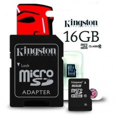 Kingston Memory Card - 16GB