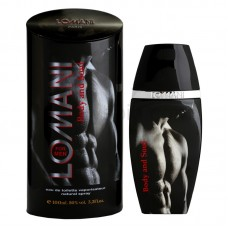 Lomani Body and Soul Perfume for men