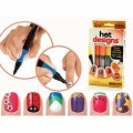 Hot Designs 2 in 1 Nail Art Pen