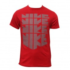 Nike Red T-Shirt for Men