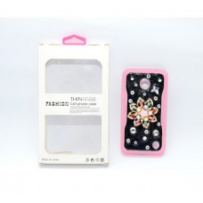 Fashion Rhinestone Back Cover for Nokia Lumia 630