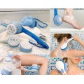 Spinning Spa Shower Brush - Bath Massager