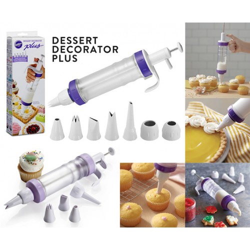Dessert Decorator Plus / Cake Icing Tool