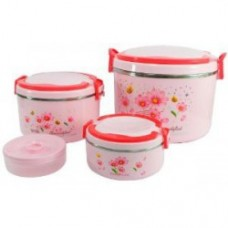 Food Warmer Set - 04 pcs