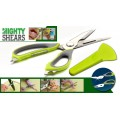 Multipurpose Mighty Shears ( Professional-Grade Stainless steel Blades)