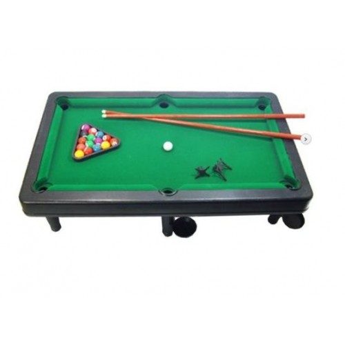 Billiards Challenger Deluxe Pool Mini Set