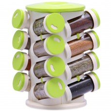 16 in 1 Plastic Spice Rack